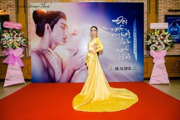 Bố mẹ Lâm Khánh Chi chi nửa tỷ cho con gái làm phim ca nhạc cổ trang-1