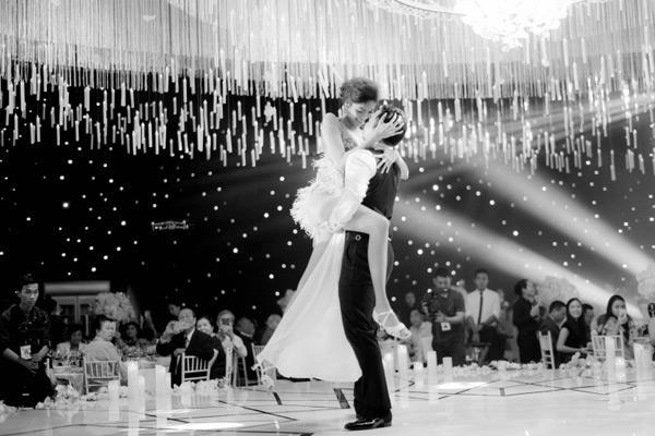 Khoe khoảnh khắc ngọt ngào sau cưới, ông xã Lan Khuê thủ thỉ lời yêu thơm hơn mật-2