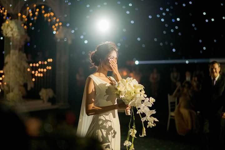 Khoe khoảnh khắc ngọt ngào sau cưới, ông xã Lan Khuê thủ thỉ lời yêu thơm hơn mật-4