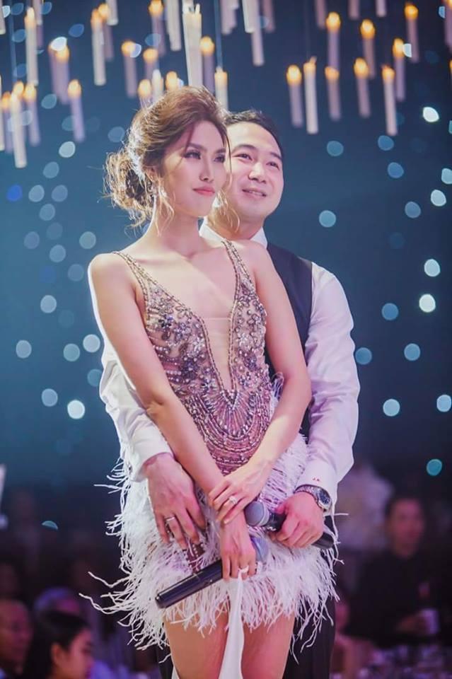 Khoe khoảnh khắc ngọt ngào sau cưới, ông xã Lan Khuê thủ thỉ lời yêu thơm hơn mật-6