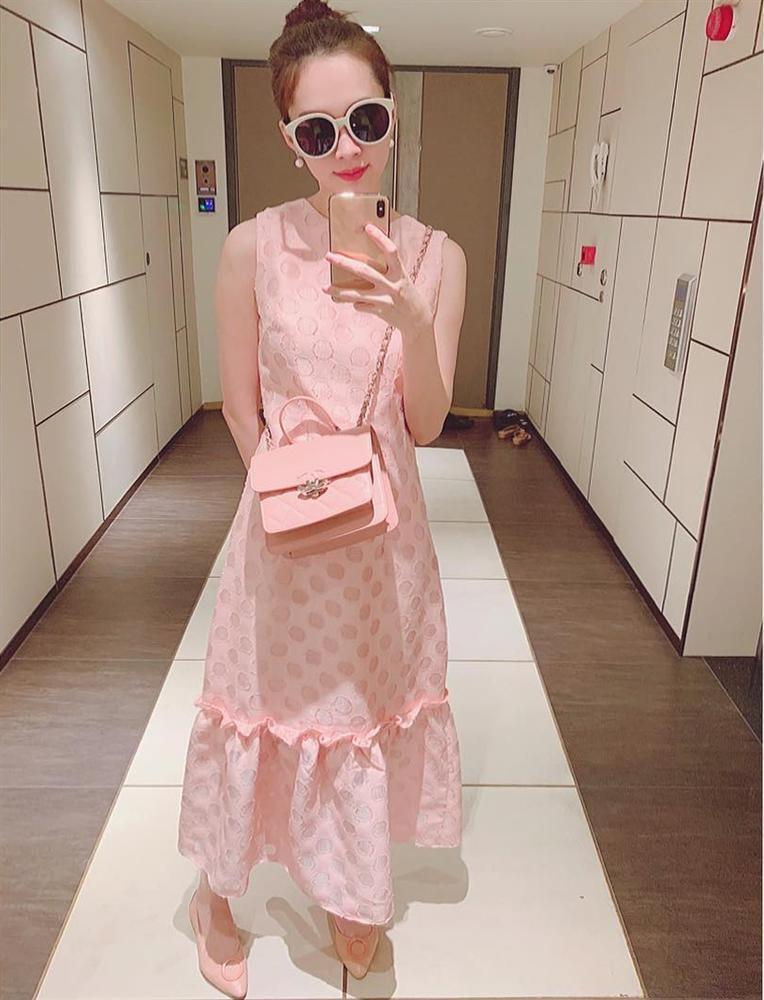 Hoa hậu Đặng Thu Thảo gây thương nhớ với nhan sắc em chưa 18-1