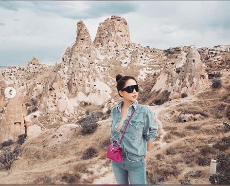 Hoa hậu Đặng Thu Thảo gây thương nhớ với nhan sắc em chưa 18-7