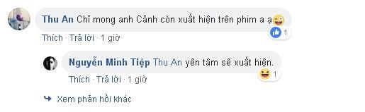 Đạo diễn Quỳnh Búp Bê bị dọa đốt nhà vì để Cảnh chết, Minh Tiệp trấn an: Yên tâm, vẫn còn xuất hiện-4