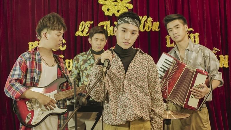 Tên ca khúc nhạy cảm của Bảo Anh, Mr Cần Trô đi hát, Juun Đăng Dũng làm MV về hội bạn trai cũ của cô dâu-8