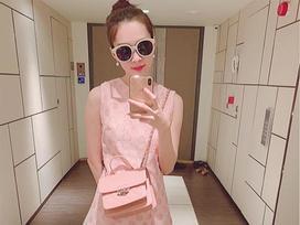 Hoa hậu Đặng Thu Thảo gây thương nhớ với nhan sắc 'em chưa 18'
