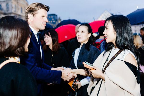 CEO Elise là khách hàng đặc biệt của Louis Vuitton-1