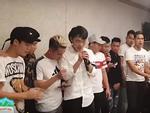 Xuân Trường kể tội lười biếng của Đức Huy sau khi thắng ĐT Lào-5