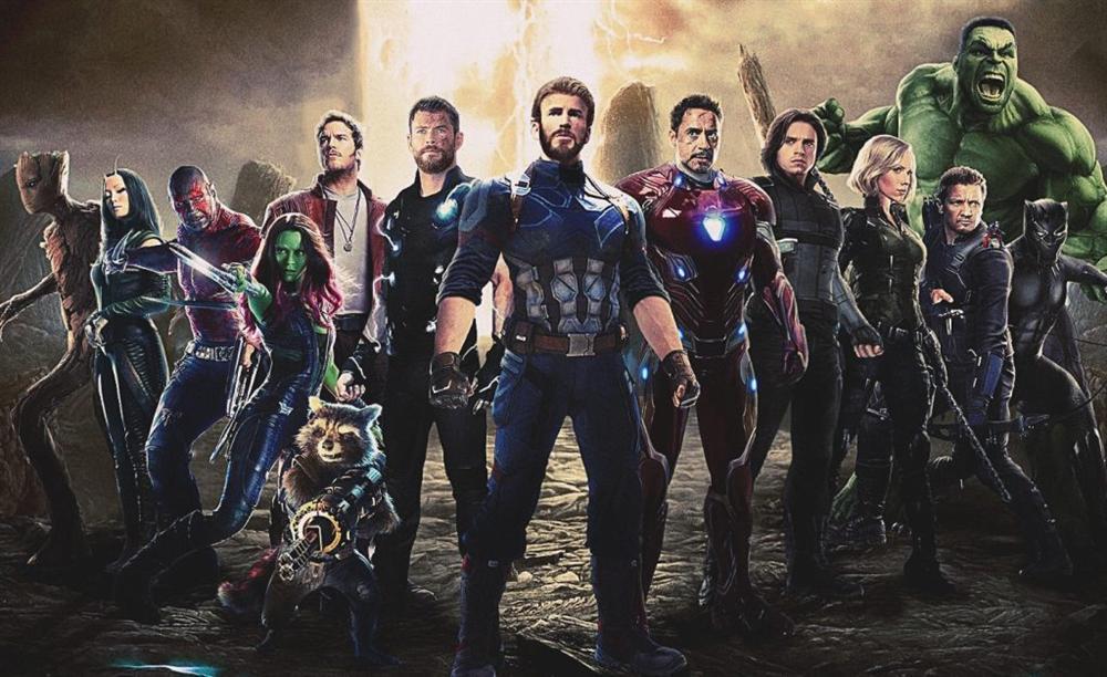 'Avengers 4' có thể diễn ra sau 'Infinity War' 5 năm-1