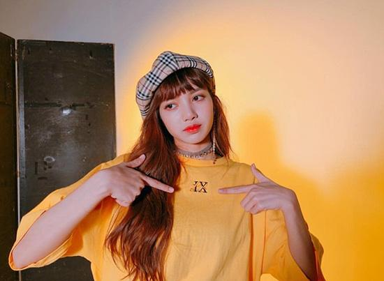 Mũ beret cổ điển phủ sóng tủ đồ sao Hàn mùa thu 2018 - ảnh 11