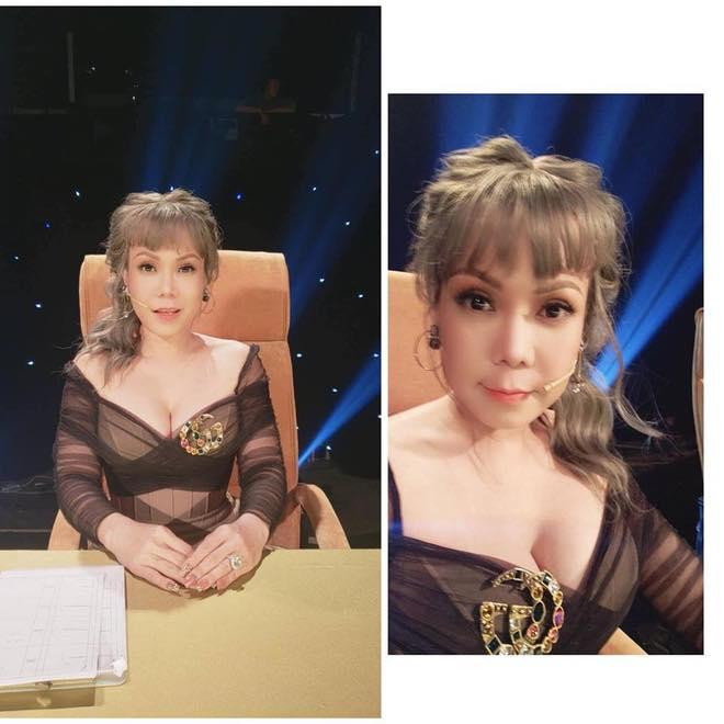 SAO MAKE OVER: Mai Ngô trang điểm như quên đánh son - Việt Hương make up trẻ ra đến chục tuổi - ảnh 6