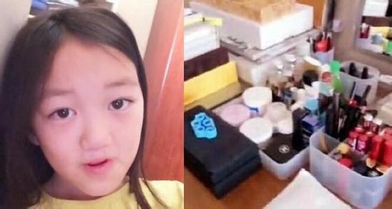 Con gái hở hàm ếch của Vương Phi - Lý Á Bằng khoe cuộc sống sướng từ trong trứng-8