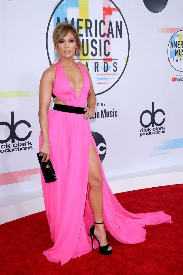 Thảm đỏ American Music Awards: Taylor Swift khoe body không chút mỡ thừa - Tiffany sến sẩm bất ngờ-6