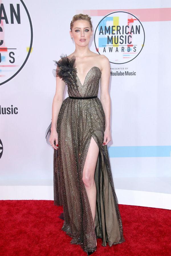 Thảm đỏ American Music Awards: Taylor Swift khoe body không chút mỡ thừa - Tiffany sến sẩm bất ngờ-8
