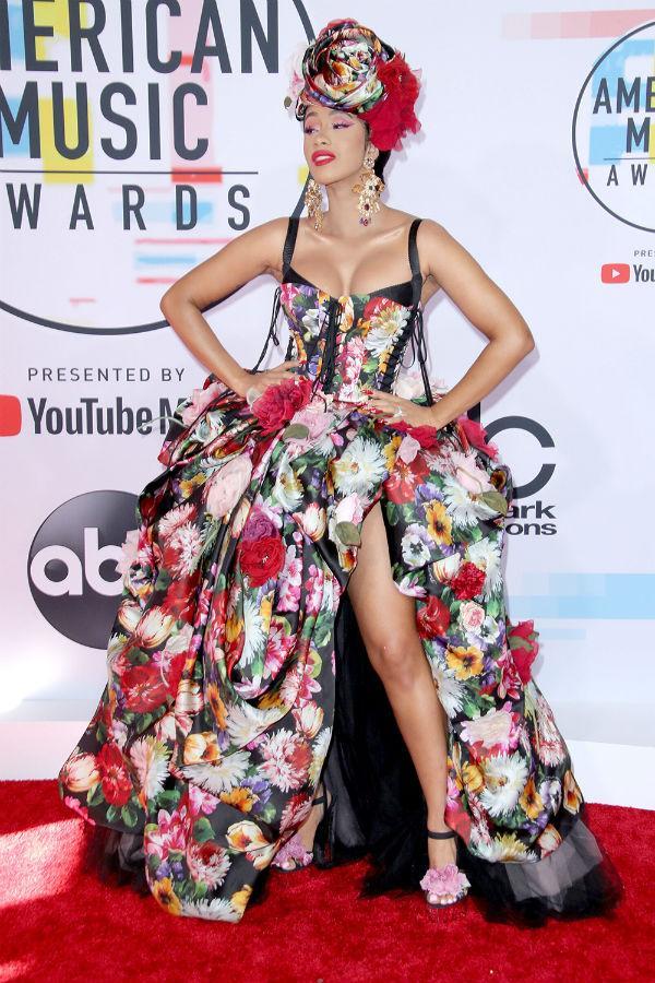 Thảm đỏ American Music Awards: Taylor Swift khoe body không chút mỡ thừa - Tiffany sến sẩm bất ngờ-10