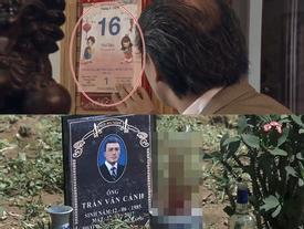 'Quỳnh Búp Bê' mắc lỗi sai ngớ ngẩn: Cảnh chết trước khi con trai Quỳnh ra đời gần 1 năm?