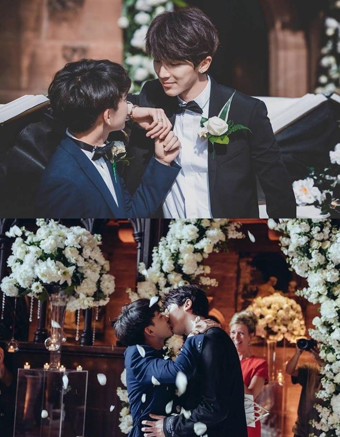 Chuyện tình các cặp đồng tính nam khiến phái kẹp nơ phải cất lời oán than trai đẹp đã hiếm lại còn yêu nhau-4