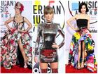 Thảm đỏ American Music Awards: Taylor Swift khoe body không chút mỡ thừa - Tiffany sến sẩm bất ngờ