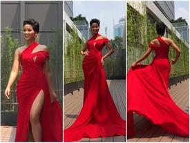 Catwalk chơi mà đã ấn tượng, fan yên tâm về kỹ năng trình diễn 'cứng cựa' của H'Hen Niê tại Miss Universe 2018
