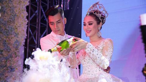 1 năm sau đám cưới, Lâm Khánh Chi tiết lộ chuyện đãi tiệc bị lỗ: 650 người đi chỉ có 350 phong bì-1