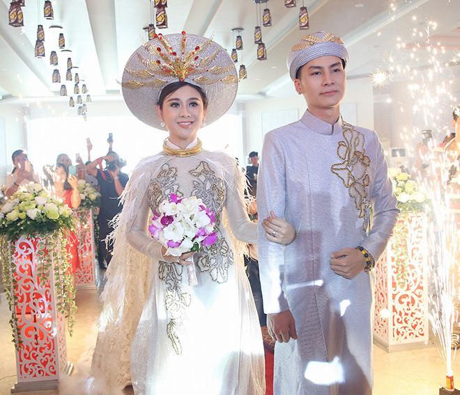 1 năm sau đám cưới, Lâm Khánh Chi tiết lộ chuyện đãi tiệc bị lỗ: 650 người đi chỉ có 350 phong bì-2