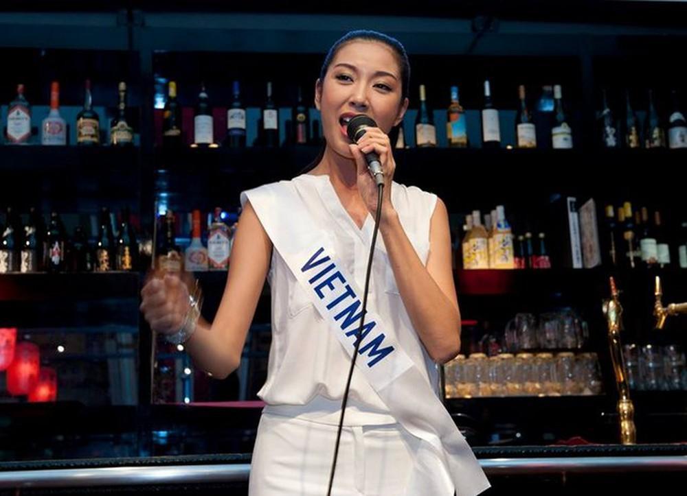Mỹ nhân Việt nào gây ấn tượng mạnh nhất khi khoe giọng hát trên đấu trường sắc đẹp quốc tế?-4