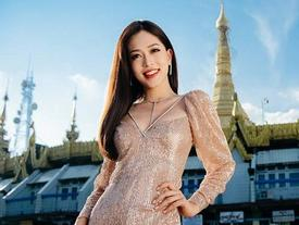 Ảnh chân dung của Bùi Phương Nga nhận bão 'like, share' tại Miss Grand International 2018
