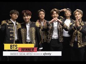 Thắng giải AMAs nhờ... fan vote, BTS bị mỉa mai 'chẳng là gì trên đất Mỹ'
