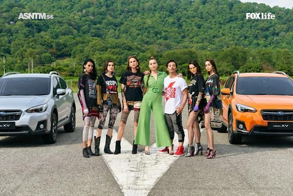 Không chỉ nói tiếng Anh lưu loát, Hồ Ngọc Hà còn thị phạm thuyết phục tại Asias Next Top Model-6