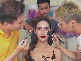 Sự thật bất ngờ phía sau thân hình nóng bỏng của hotgirl Tây Ninh