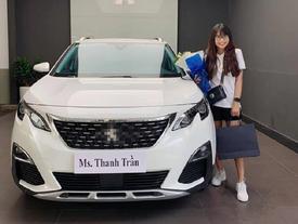 Tháng 9 vượt mặt Sơn Tùng M-TP, tháng 10 hot mom Thanh Trần lại khiến người khác ghen 'đỏ mắt' khi tậu xế hộp tiền tỷ ở tuổi 22