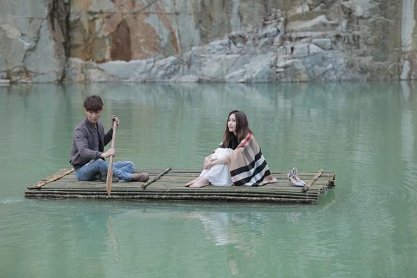 Ngân Khánh và Song Luân hẹn hò lãng mạn ở Tuyệt Tình Cốc đẹp như mơ-8
