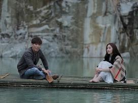 Ngân Khánh và Song Luân hẹn hò lãng mạn ở Tuyệt Tình Cốc đẹp như mơ