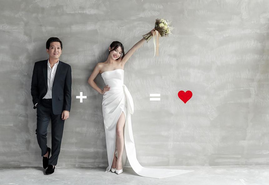 Ngoài Sĩ Thanh Oh my chuối, chưa cô dâu nào dám chơi trội biến bodysuit xuyên thấu thành váy cưới-7