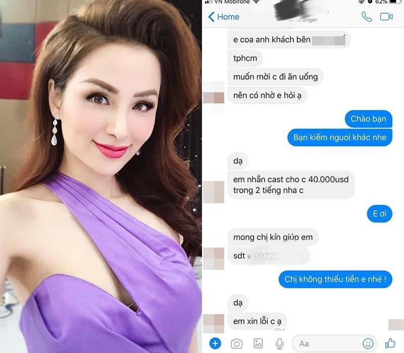 Nói về phát ngôn mời đi uống nước với giá 1 tỷ, Hoa hậu Diễm Hương khẳng định: Đó đâu phải số tiền lớn-1