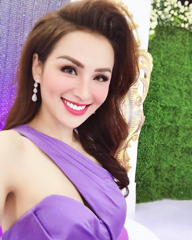 Nói về phát ngôn mời đi uống nước với giá 1 tỷ, Hoa hậu Diễm Hương khẳng định: Đó đâu phải số tiền lớn-3