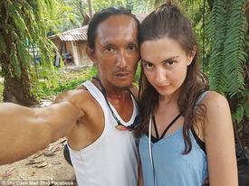 Đột kích chỗ ở của 'người rừng' Thái Lan chuyên hẹn hò với các du khách Tây xinh đẹp
