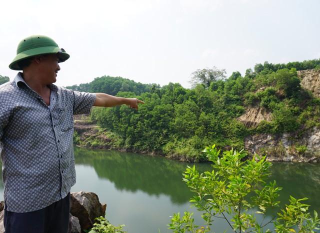 Thủ phủ đá đỏ Quỳ Châu: Những viên đá mang màu máu-2