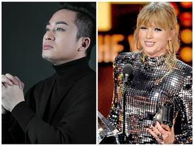 Tùng Dương phát ngôn 'Không thể nghe nổi 1 bài của Taylor Swift' khiến làng nhạc dậy sóng phẫn nộ