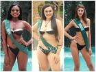 PHÁT HÃI: Loạt thí sinh 'bụng to, ngực lép, vòng 3 phẳng lì' đang chinh chiến Hoa hậu Trái đất 2018