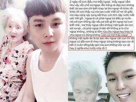 Trước khi mất, 'cháu ngoại quốc dân' Nguyễn Ngọc Phú liên tiếp chia sẻ sự tuyệt vọng trên Facebook