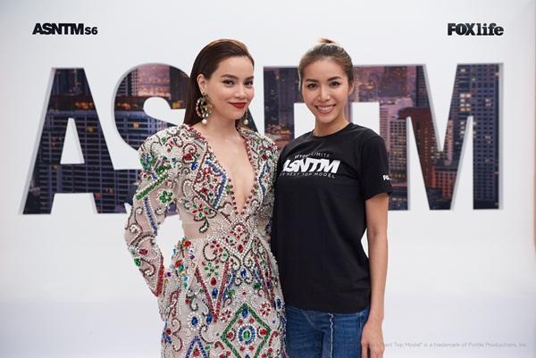Kết nối Hồ Ngọc Hà đến với Asias Next Top Model trong khi nhiều người khác từ chối, Minh Tú cho rằng không có gì to tát-4