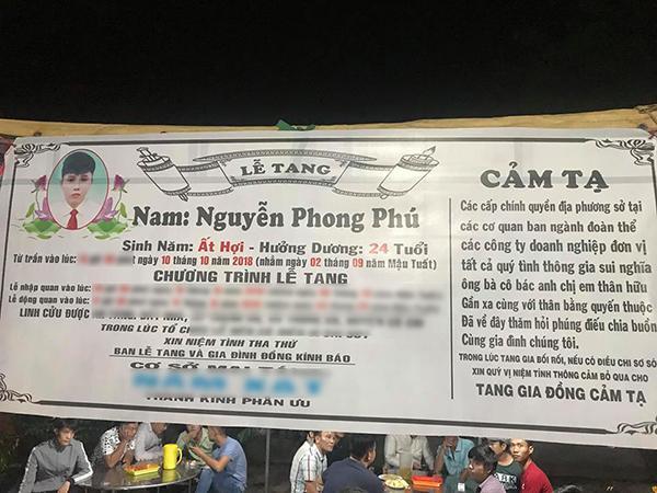 Bạn bè, người thân shock nặng trước sự ra đi của Nguyễn Ngọc Phú - chàng cháu trai hiếu thảo của bà ngoại xì tin-2