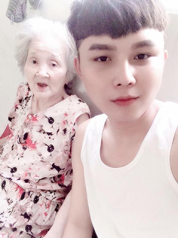 Bạn bè, người thân shock nặng trước sự ra đi của Nguyễn Ngọc Phú - chàng cháu trai hiếu thảo của bà ngoại xì tin-5