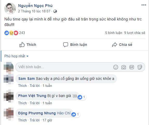 Bài học xương máu mà cháu ngoại quốc dân Nguyễn Ngọc Phú trước khi mất muốn gửi các bạn trẻ-4
