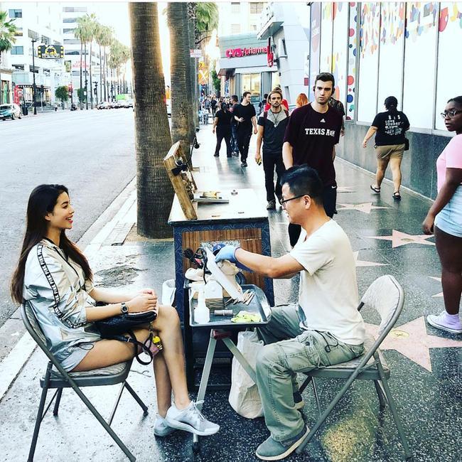 Kiên quyết bác bỏ chuyện bầu bí, Hoa hậu Phạm Hương để lộ nhẫn kim cương lạ trên ngón áp út-6