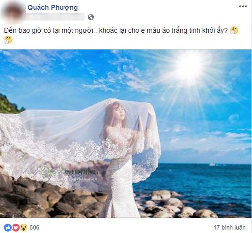 Chỉ một status ỡm ờ, mẹ đơn thân Quách Phượng bị nghi đã chia tay người tình thứ 2-2