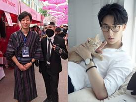9X Nhật Bản điển trai, bị chụp lén vì giống Rocker Nguyễn