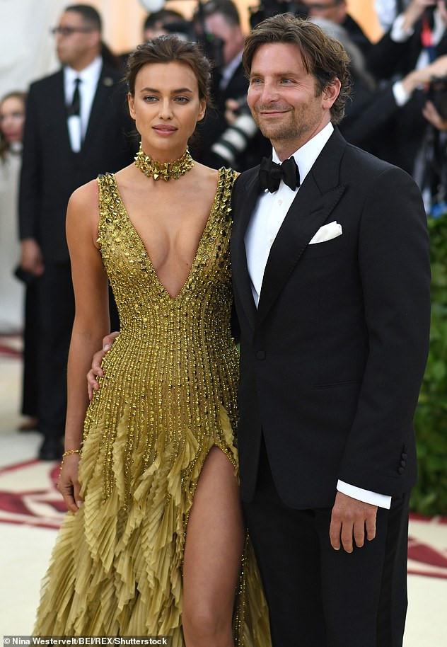 Siêu mẫu Irina Shayk và tài tử Bradley Cooper không hạnh phúc?-2
