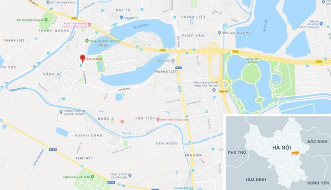 Cháy máy giặt trên tầng 31, hàng trăm cư dân HH Linh Đàm bỏ chạy-3