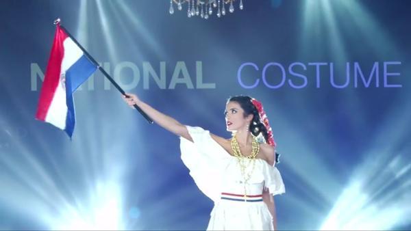 Bùi Phương Nga tỏa sáng với màn trình diễn quốc phục Ngũ Phụng Tề Phi tại Miss Grand International 2018-11